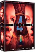 X-Files Stagione 4 - Amaray Box Set (7 DVD)