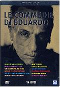 Le commedie di Eduardo - Cofanetto Gold, Vol. 1 (14 DVD)