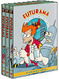 Futurama - Stagione 1 (3 DVD)