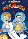 Futurama - Stagione 3 (4 DVD)