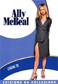 Ally McBeal - Stagione 3 (6 DVD)