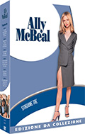 Ally McBeal - Stagione 3 Restage (6 DVD)