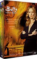 Buffy - L'ammazzavampiri, Stagione 5 completa
