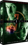 X-Files Stagione 7 - Amaray Box Set (6 DVD)