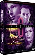X-Files Stagione 8 - Amaray Box Set (6 DVD)