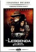 La leggenda degli uomini straordinari - Deluxe Edition (2 DVD)