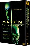 Alien Quadrilogia (4 DVD)