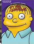 I Simpson - Stagione 13 - Collector's Edition (4 DVD + Maschera di Ralph)