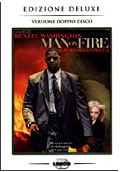 Man on Fire - Deluxe Edition (2 DVD)