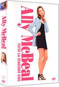 Ally McBeal - Stagione 1 Restage (6 DVD)