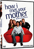 How I met your mother - Alla fine arriva mamma - Stagione 1 (3 DVD)