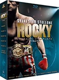 Rocky - La Saga Completa (Blu-Ray Disc) (7 dischi)