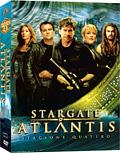 Stargate Atlantis - Stagione 4 (5 DVD)