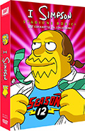 I Simpson - Stagione 12 (4 DVD)