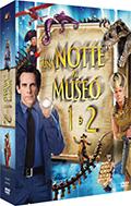 Cofanetto: Una Notte al Museo + Una Notte al Museo 2 (2 DVD)