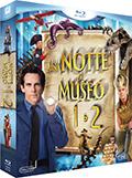 Cofanetto: Una Notte al Museo + Una Notte al Museo 2 (2 Blu-Ray)