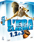 L'era glaciale - La trilogia (3 Blu-Ray)