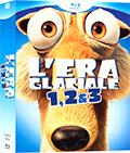 Cofanetto: L'Era Glaciale 1-2-3 (3 Blu-Ray + 3 DVD)