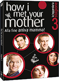 How I met your mother - Alla fine arriva mamma - Stagione 6 (3 DVD)