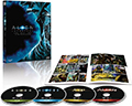 Alien Quadrilogy (4 Blu-Ray + Fumetto)