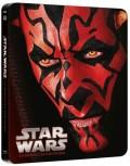 Star Wars - Episodio I: La minaccia fantasma - Limited Steelbook (Blu-Ray Disc)