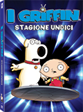 I Griffin - Stagione 11 (3 DVD)