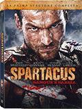 Spartacus - Sangue e Sabbia - Stagione 1 (5 DVD)