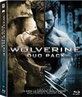 Cofanetto: Wolverine - L'immortale + X-Men: Le origini - Wolverine (2 Blu-Ray)