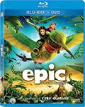 Epic - Il mondo segreto (Blu-Ray Disc + DVD)