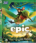Epic - Il mondo segreto (Blu-Ray 3D + Blu-Ray Disc + DVD)