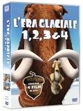 L'era glaciale - Quadrilogia (4 DVD) (New Edition)