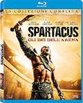 Spartacus - Gli dei dell'arena (3 Blu-Ray Disc)