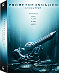 Prometheus to Alien Evolution (5 DVD)