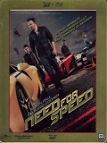 Need for speed - Limited Steelbook (Blu-Ray 3D + Blu-Ray)