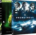 Prometheus + Alien (2 DVD)