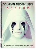 American Horror Story - Stagione 2 - Asylum (4 DVD)