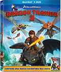 Dragon Trainer 2 (Blu-Ray)