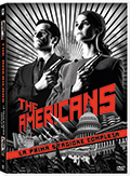 The Americans - Stagione 1 (4 DVD)