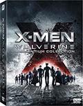 X-Men Wolverine - Adamantium Collection (6 DVD)