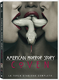 American Horror Story - Stagione 3 - Coven (4 DVD)
