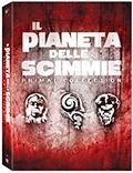 Il pianeta delle Scimmie - La saga completa (8 DVD)