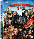 Dragon Trainer 3D Collection (2 Blu-Ray 3D)