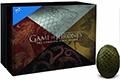 Il Trono di Spade - Stagione 1 - Gift Set in Edizione Limitata (5 Blu-Ray Disc + Uovo di Drago)