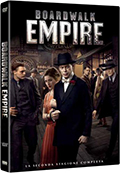 Boardwalk Empire - Stagione 2 (5 DVD)