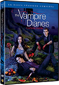 The Vampire Diaries - Stagione 3 (5 DVD)