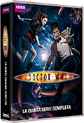 Doctor Who - Stagione 5 (4 DVD) (Nuova serie)