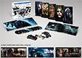 Il Cavaliere Oscuro - La trilogia - Ultimate Collector's Edition (6 Blu-Ray + Libro + Modellini)