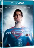 L'uomo d'acciaio (Blu-Ray 3D + Blu-Ray + Digital Copy)