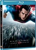 L'uomo d'acciaio (Blu-Ray Disc + Digital Copy)
