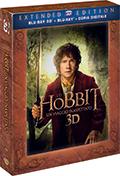 Lo Hobbit: Un viaggio inaspettato - Extended Edition (3 Blu-Ray + 2 Blu-Ray 3D)